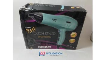 Conair Séche-cheveux 1875 watt Soft touch Styler