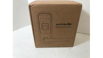 Serrure de porte à empreinte digitale et à écran tactile de UltraLoq