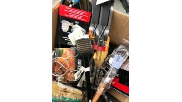 Lot d'accessoires divers pour Barbecue - BBQ (34 morceaux)