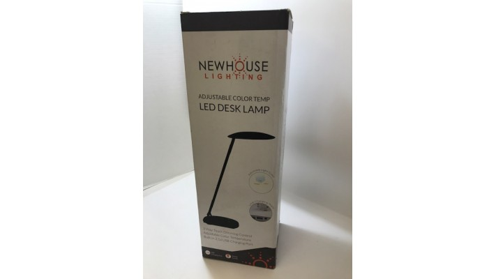 "Lampe de table LED d'intensité ajustable ""NewHouse Lighting"""