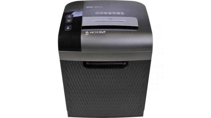 Déchiqueteuse Royal 16-Sheet Microcut Shredder