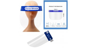 Visière de protection Face Shield (Paquet de 10)